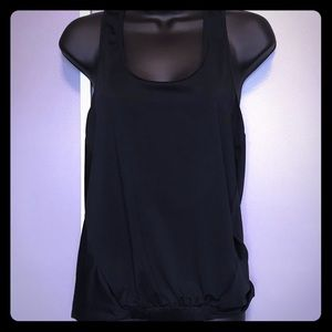 Fabletics Black Tank Size Small